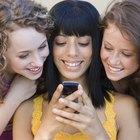 Límites de los adolescentes y los mensajes de texto