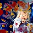 Cómo fomentar el desarrollo del arte en niños pequeños