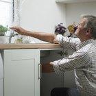 Cómo solucionar un problema de baja presión en el agua