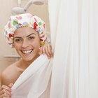 ¿Qué dimensiones tiene una cortina de ducha?