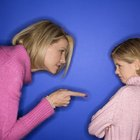 ¿Cuáles son las causas del comportamiento negativo en los niños?