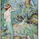 Como fazer uma fantasia de Úrsula, a bruxa do mar