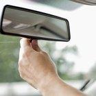 Como remover um espelho retrovisor