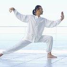 Como se vestir para praticar Tai Chi