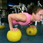 10-Minute Medicine Ball Workouts