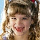 Desarrollo tardío de los dientes permanentes