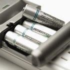 Como consertar uma bateria NiMH com falha