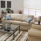 Eliminar el olor de un sofá