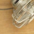 Como consertar um ventilador de mesa