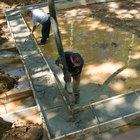 Cómo evitar que el cemento se pegue a la madera