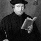 ¿Cuáles son las principales ideas de Martín Lutero y por qué eran una amenaza para la jerarquía católica?