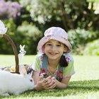 Cómo limpiar conejos blancos