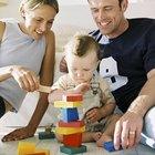 El desarrollo de los niños y los colores