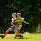 Cómo domar a un niño que es súper competitivo