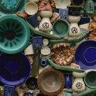 Como reparar cerâmicas lascadas ou rachadas