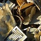 Reciclaje de tablero de fibra de densidad media (MDF) de desecho