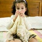 Cómo lavar una manta tejida al crochet o a dos agujas
