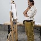 ¿Cómo escribir un curriculum vitae para un artista?