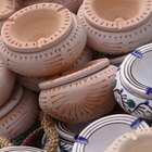 How to Repaint Already Glazed Ceramics
