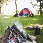 Campamentos cerca de Greenville, Michigan