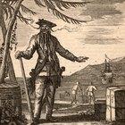 Datos sobre el pirata Barbanegra para niños