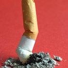 O que acontece se você fumar o filtro do cigarro?