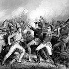 ¿Qué naciones colonizaron las 13 colonias?