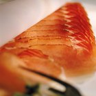 How to reheat smoked salmon