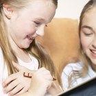 Cómo los padres motivan a sus hijas preadolescentes
