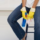 How to kill white fluffy mold on walls