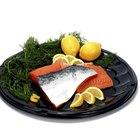Cómo preparar el salmón fresco frito