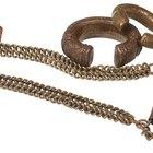 Las propiedades de la plata, el oro y el cobre en las joyas