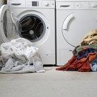 Por qué las lavadoras de carga frontal necesitan un detergente HE