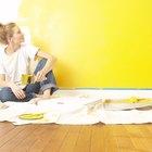 Cómo diluir pintura de látex para paredes