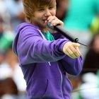 13 curiosidades sobre o cantor Justin Bieber