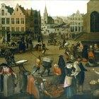 ¿Cuáles eran los suministros de cocina para los alimentos de la epoca del Renacimiento?