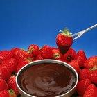 Cómo adelgazar el chocolate