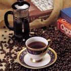 La diferencia entre el café de filtro y el expresso de cafeteras