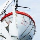 Tipos de sinais de alarme em um navio