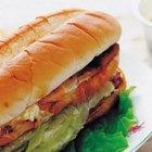 Cómo preparar un sandwich tipo Subway