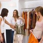 Como avaliar roupas usadas