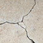 Tipos de grietas en el concreto