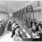 Typical Workday at Factories in the Industrial Revolution