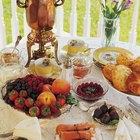 Cómo crear un buffet de desayuno continental elegante