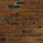 Cómo reparar grietas en paredes de ladrillo