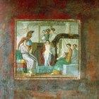 Quais são os laços familiares da deusa grega Afrodite?