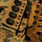 Como remover oxidação de alumínio do bloco do motor