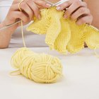 How to Knit a Ruffled Edge
