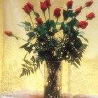 Cómo revivir rosas con cabezas caídas