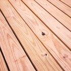 Como envernizar e selar um deck de madeira para uma proteção duradoura